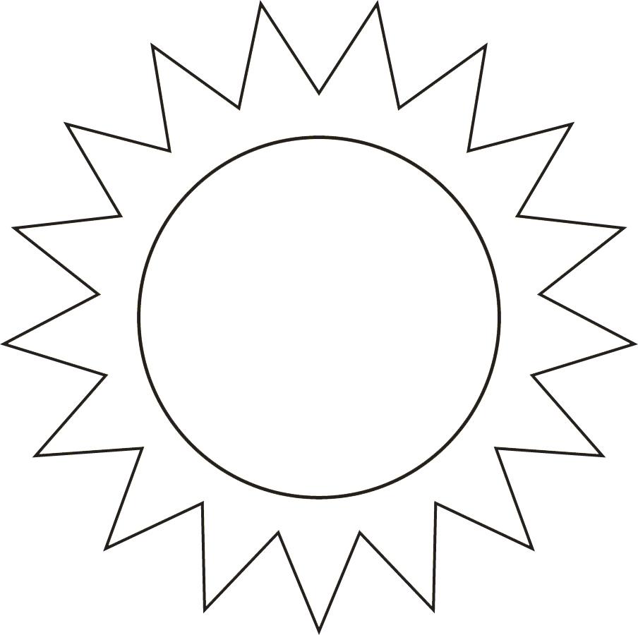 Immagine Sole Da Colorare.Disegno Il Sole Da Colorare Maglifico Cavalieri